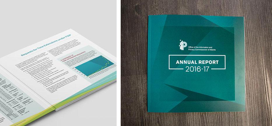 OIPC Annual Report 2016-17