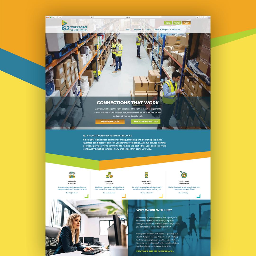 IS2 website