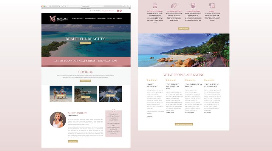 Monarch Website